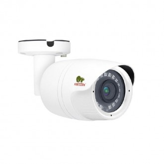 2 Мп AHD відеокамера Partizan COD-331S FullHD