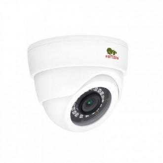 2 Мп AHD відеокамера Partizan CDM-223S-IR FullHD