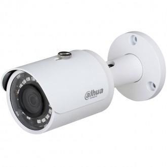 1 Мп HDCVI відеокамера Dahua DH-HAC-HFW1000SP-S3 (2.8 мм)