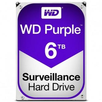 Жорсткий диск WD60PURZ 6Tb