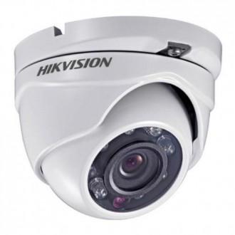 1 Мп HDTVI відеокамера Hikvision DS-2CE56C0T-IRMF (2.8 мм)