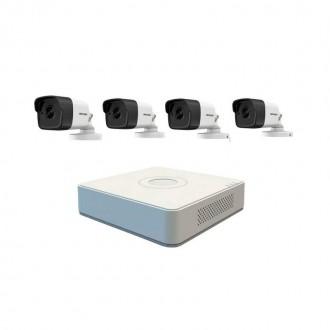 Комплект відеоспостереження Hikvision NK4E0-1T
