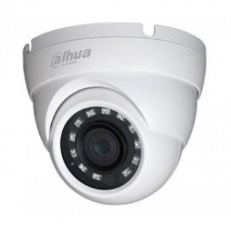 2 Мп HDCVI відеокамера Dahua DH-HAC-HDW1200MP-S3A (3.6 мм)