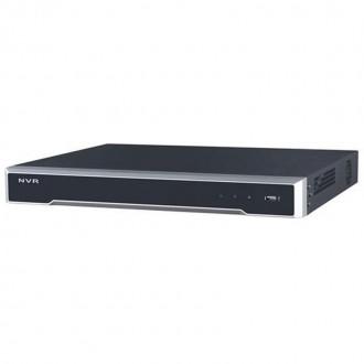 16-канальний NVR відеореєстратор Hikvision DS-7616NI-I2