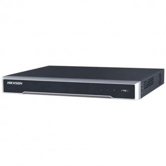16-канальний NVR відеореєстратор Hikvision DS-7616NI-K2