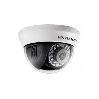 1 Мп HDTVI відеокамера Hikvision DS-2CE56C0T-IRMMF (2.8 мм)