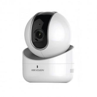 1 Мп поворотна Wi-Fi IP-відеокамера Hikvision DS-2CV2Q01FD-IW (2.8 мм)