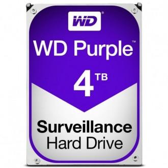 Жорсткий диск WD40PURZ 4Tb