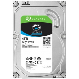 Жорсткий диск Seagate Skyhawk ST4000VX007 4Tb