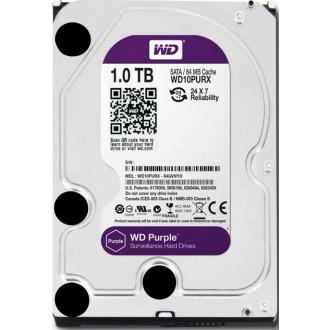 Жорсткий диск Western Digital Purple WD10PURX 1TB