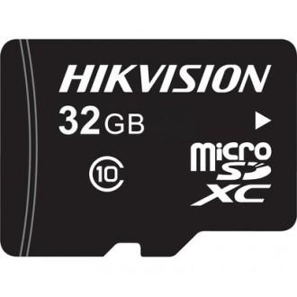 Карта пам'яті Hikvision MicroSD HS-TF-P1/32G
