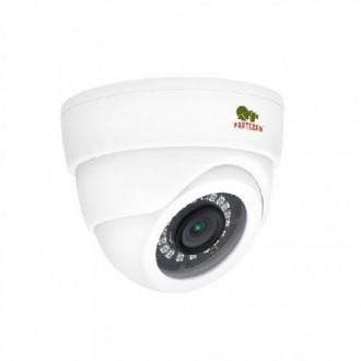 4 Мп AHD відеокамера Partizan CDM-233H-IR SuperHD