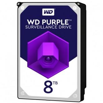 Жорсткий диск Western Digital Purple WD82PURZ 8TB