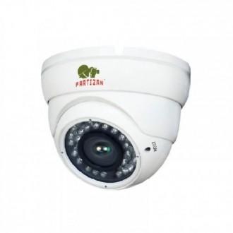 2 Мп AHD відеокамера Partizan CDM-VF33H-IR FullHD
