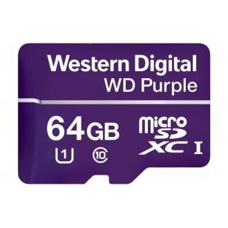 Карта пам'яті MicroSDXC 64GB UHS-I Western Digital